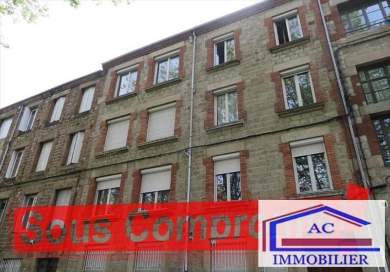 Produit d'investissement immeuble St etienne 214900€ - Photo 1