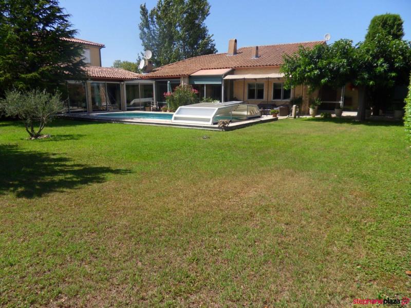 Vente maison / villa Morieres les avignon 380000€ - Photo 1