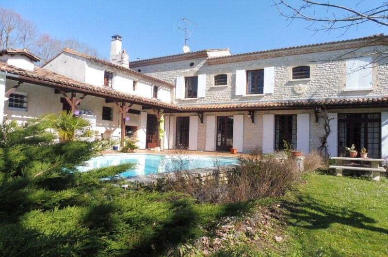Deluxe sale house / villa Royan 766500€ - Picture 1