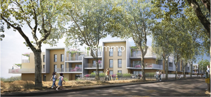 Appartement T3 - sationnement et jardin