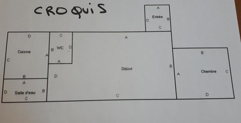 Location appartement Paris 15ème 1 070€ CC - Photo 8