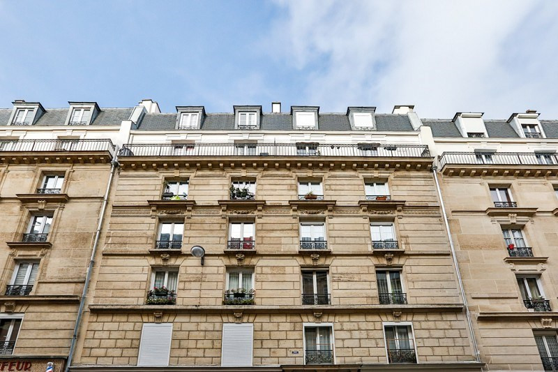 Investment property apartment Paris 12ème 244 000€ - Picture 9