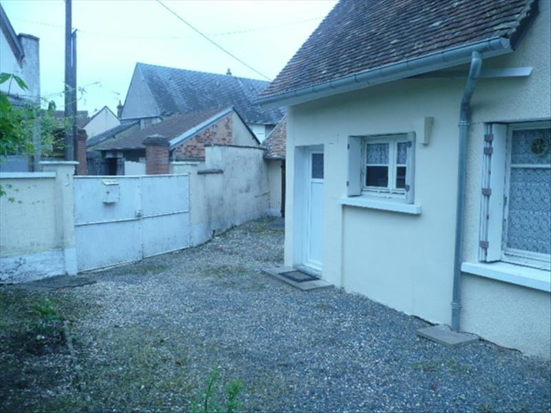 Vente maison / villa Argent sur sauldre 77000€ - Photo 2