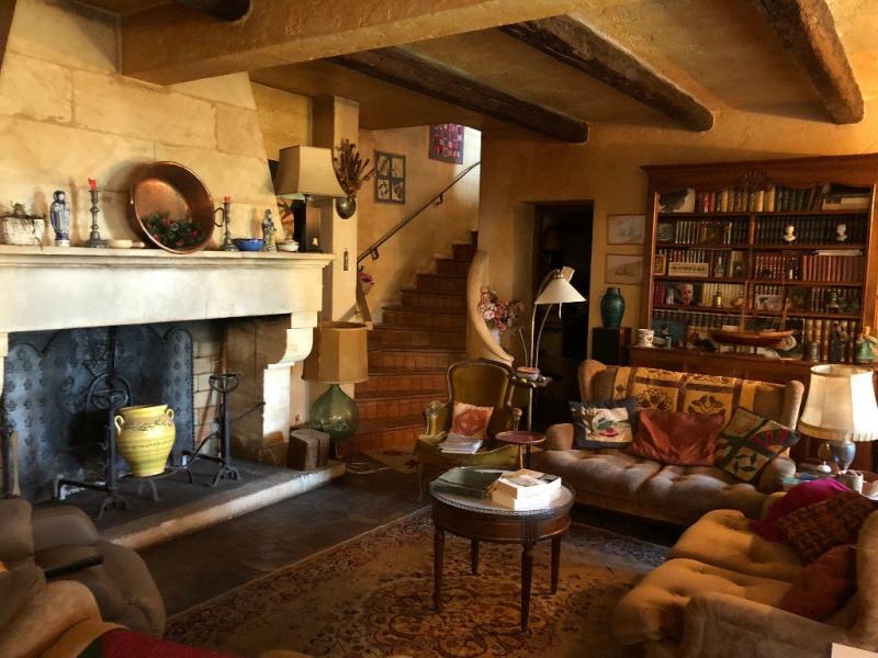 Deluxe sale house / villa Villeneuve les avignon 753000€ - Picture 3