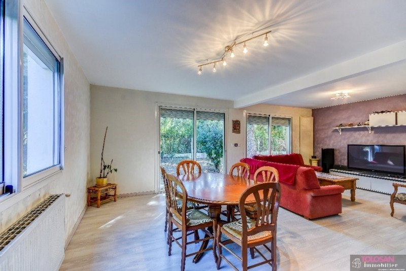 Vente maison / villa Ayguesvives 310000€ - Photo 2