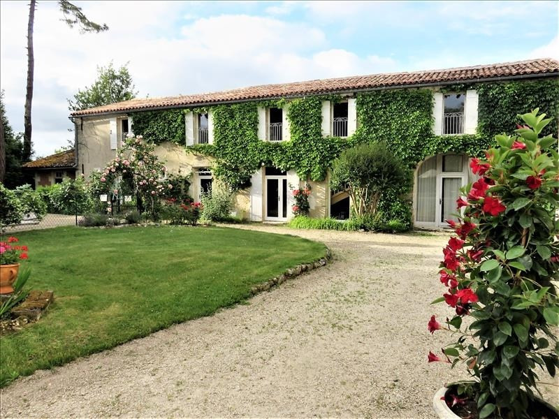 Verkoop van prestige  huis St estephe 915000€ - Foto 3