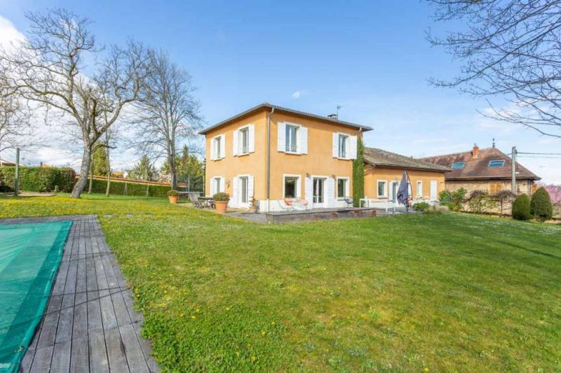 Deluxe sale house / villa Saint cyr au mont d'or 1360000€ - Picture 10