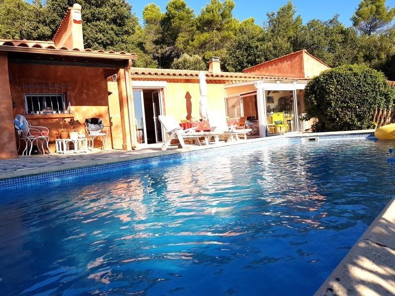 Vente maison / villa La roquebrussanne 391000€ - Photo 3
