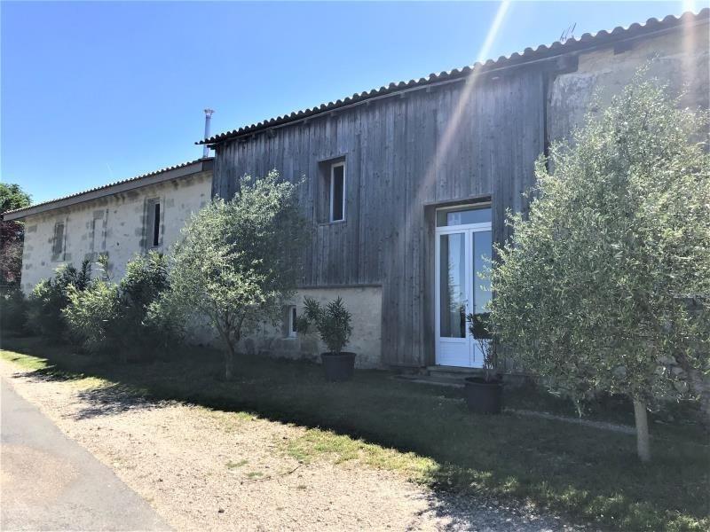 Sale house / villa St medard de guizieres 323000€ - Picture 5