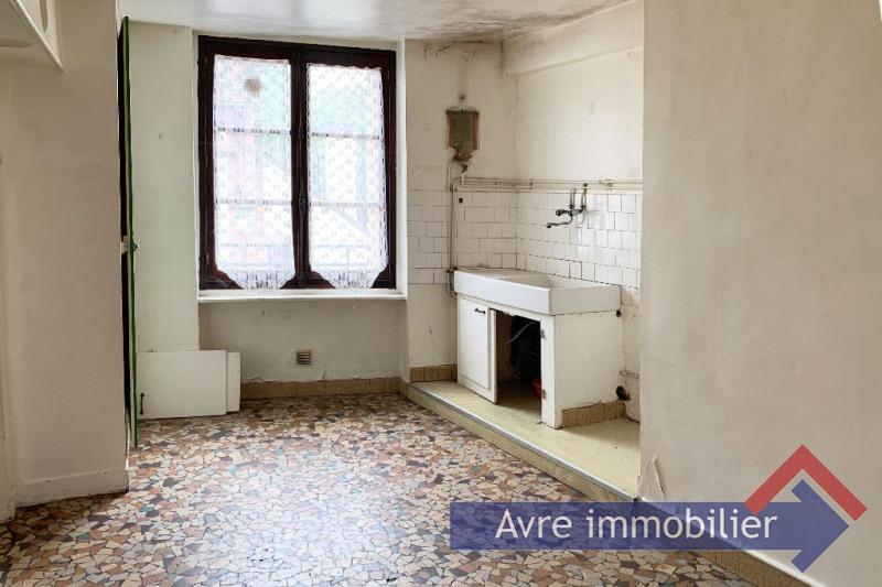 Sale house / villa Verneuil d'avre et d'iton 97000€ - Picture 2