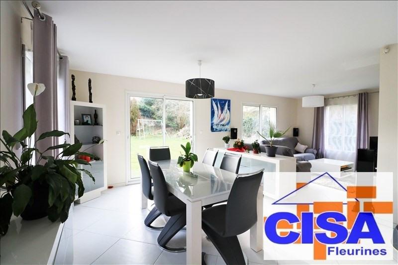 Vente maison / villa Senlis 380000€ - Photo 5