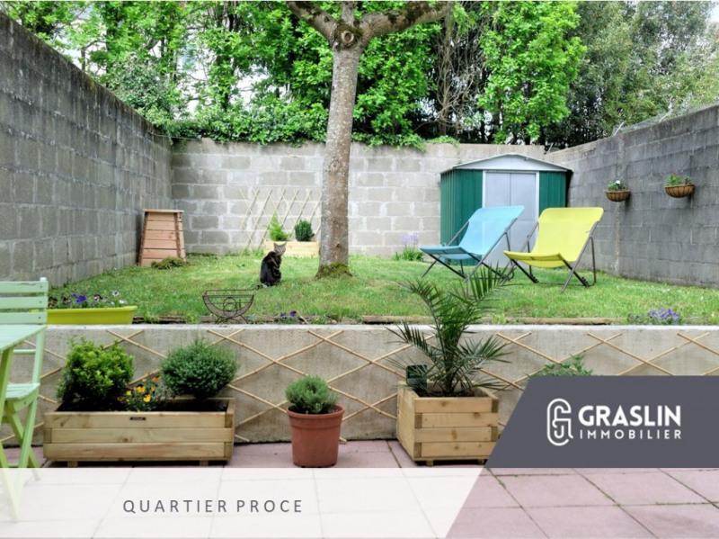 NANTES Procé Maison de ville avec jardin