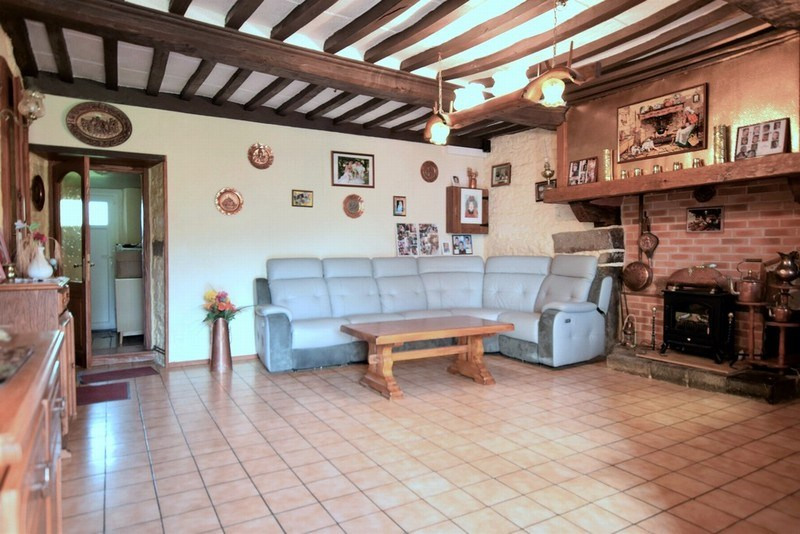 Sale house / villa St denis le gast 160 500€ - Picture 6