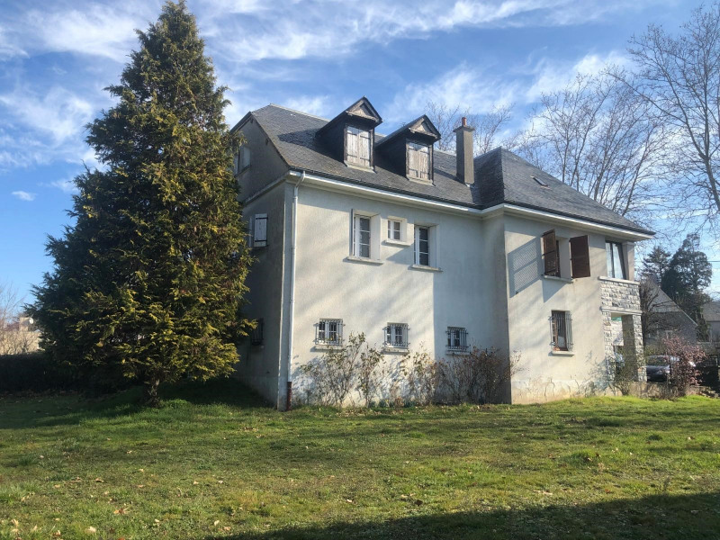 Vente maison / villa Naucelle 250000€ - Photo 1