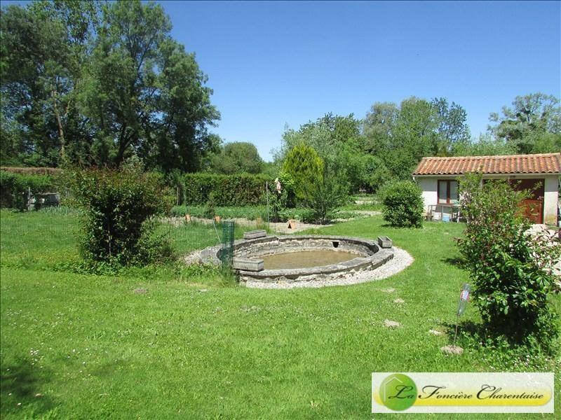 Vente maison / villa Aigre 222000€ - Photo 7