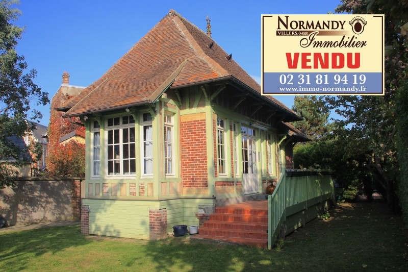 Vente maison / villa Villers sur mer 395000€ - Photo 1