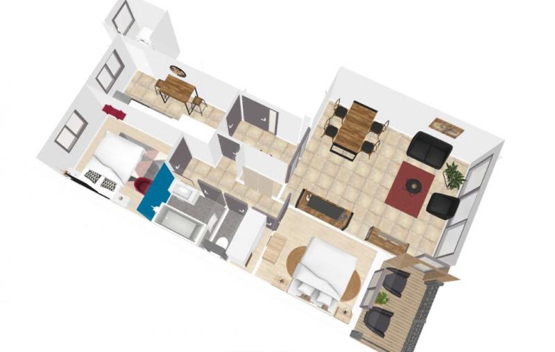 Vente appartement Ris orangis 90000€ - Photo 10