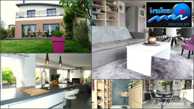 Sale house / villa Brest 366500€ - Picture 2