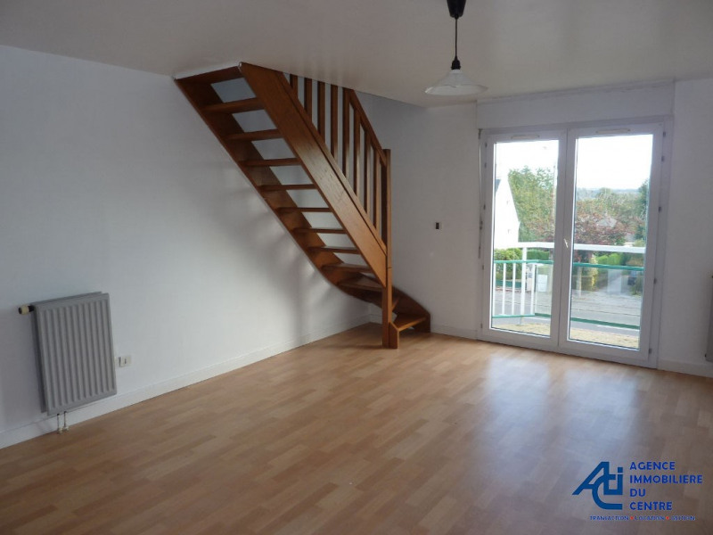 Rental apartment Pontivy 439€ CC - Picture 1