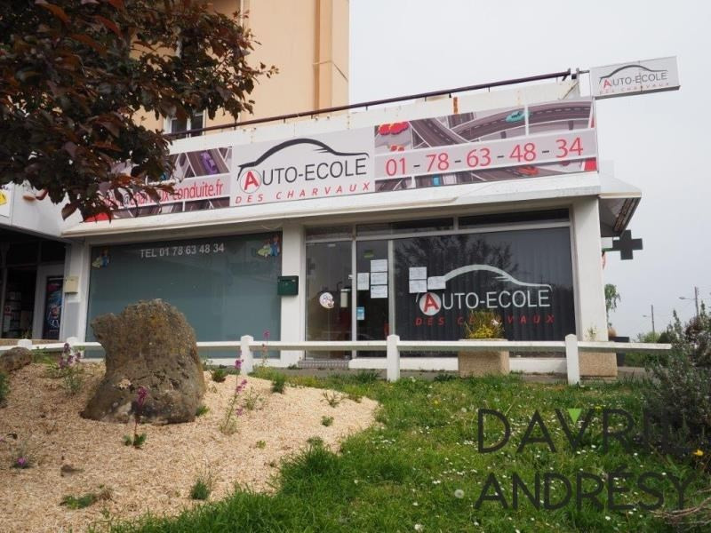 Location local commercial Andresy 900€ HT/HC - Photo 2