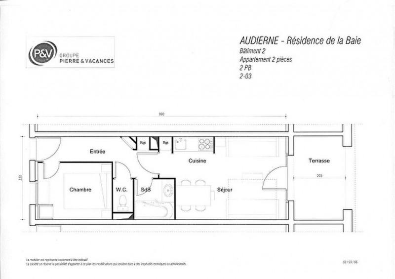 Vente appartement Audierne 95400€ - Photo 5