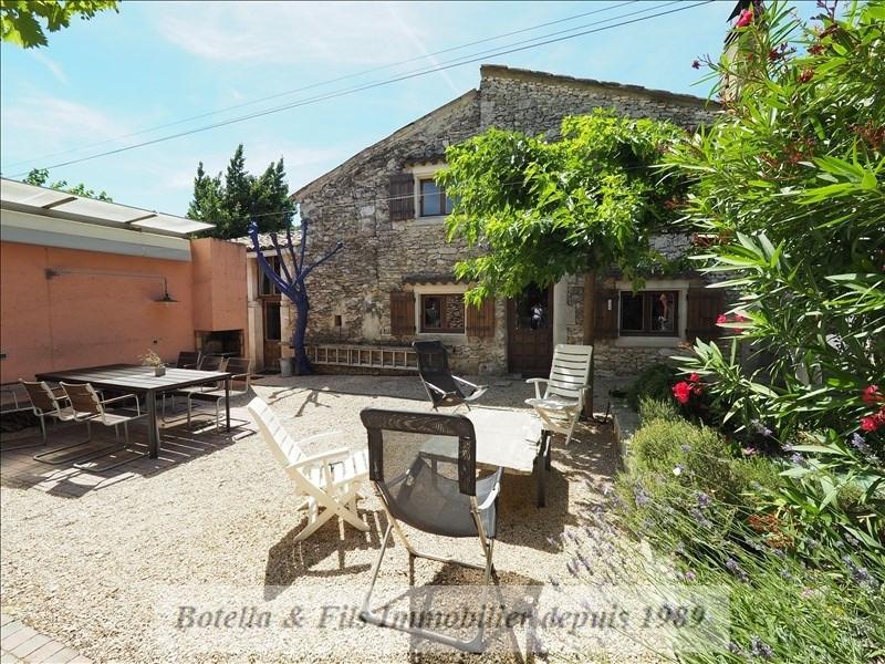 Venta  casa Goudargues 395000€ - Fotografía 11
