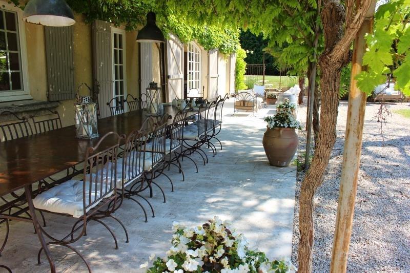 Venta de prestigio  casa Vernegues 1320000€ - Fotografía 3