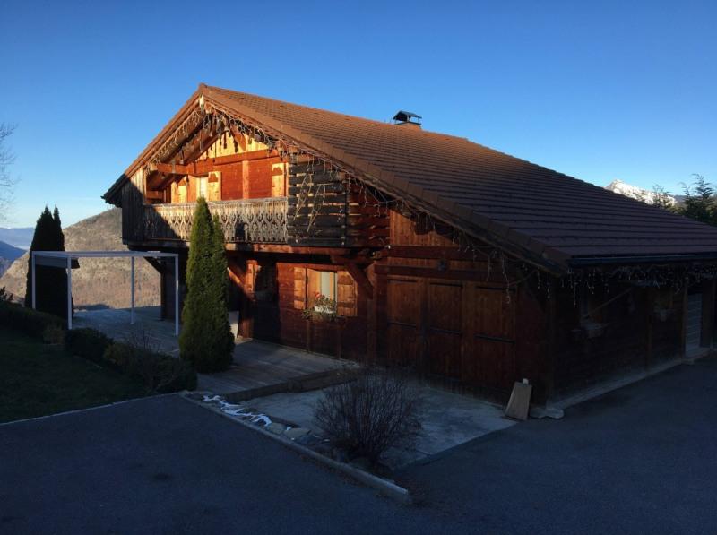 Vente de prestige maison / villa Les carroz 700000€ - Photo 2