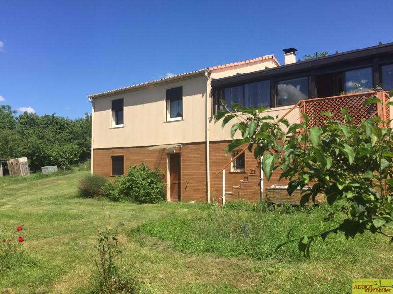 Vente maison / villa Secteur lavaur 216000€ - Photo 1