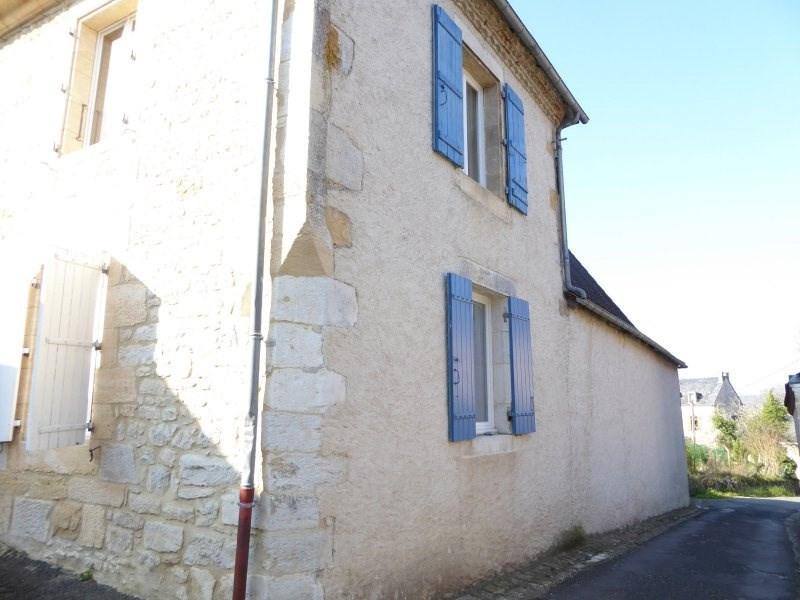 Sale house / villa Thenon 128000€ - Picture 3
