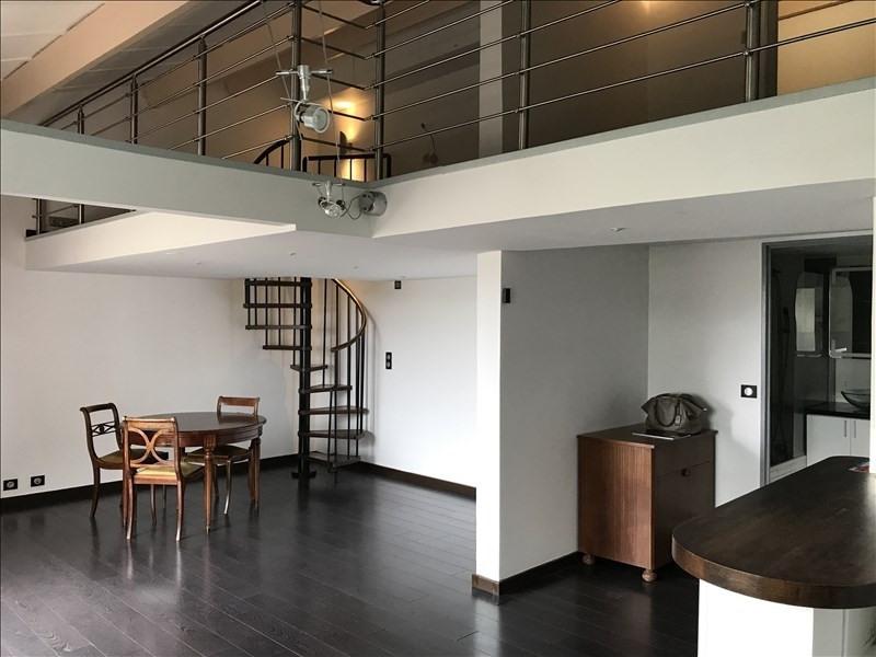 Rental apartment Villepreux 855€ CC - Picture 3