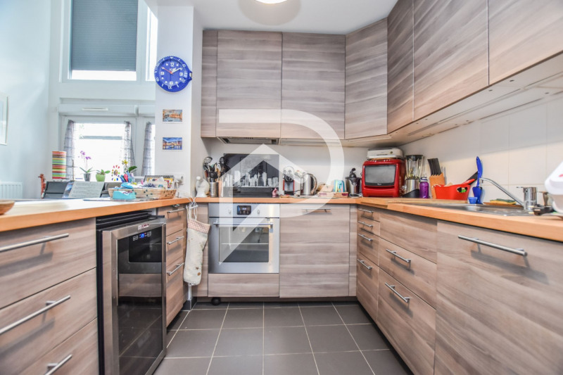 Vente appartement Saint ouen 570000€ - Photo 4