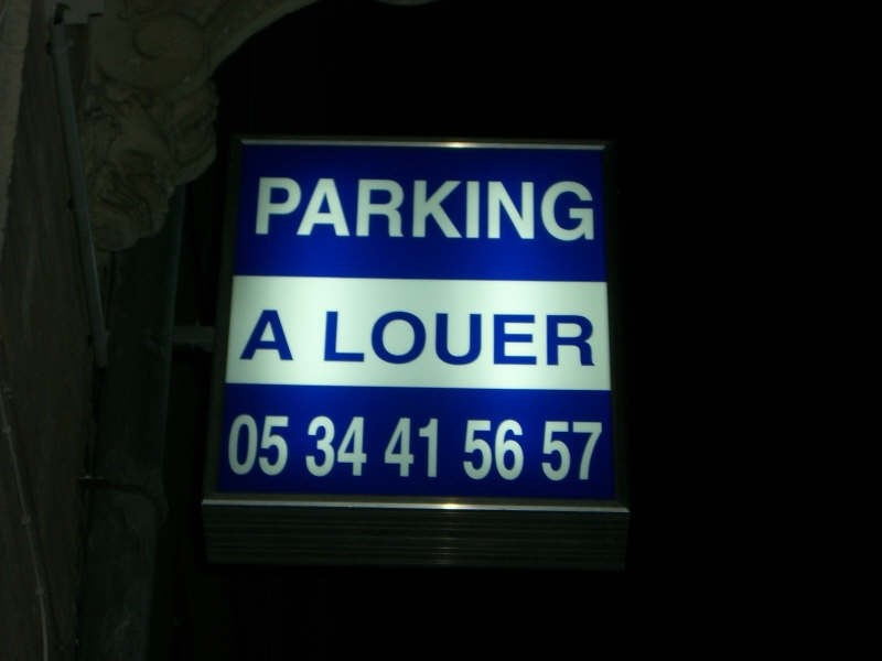 Rental parking spaces Toulouse 90€ CC - Picture 2