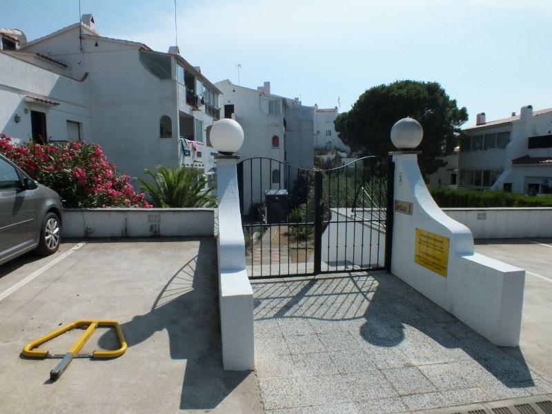 Venta  apartamento Rosas 92000€ - Fotografía 1