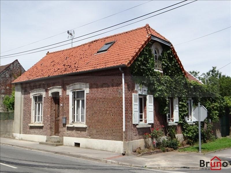 Sale house / villa Bonnay 87000€ - Picture 1