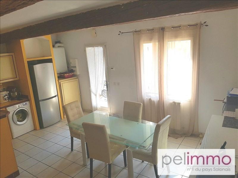 Maison de village eyguieres - 3 pièce (s) - 64 m²