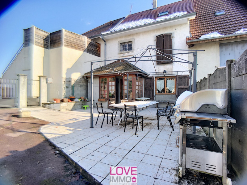 Vente maison / villa Les abrets 170000€ - Photo 1