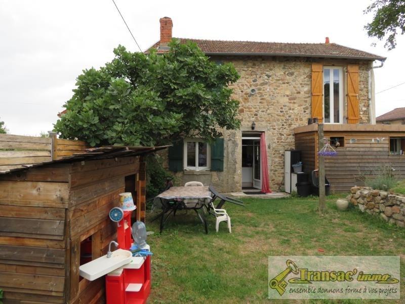 Vente maison / villa Ris 84630€ - Photo 2