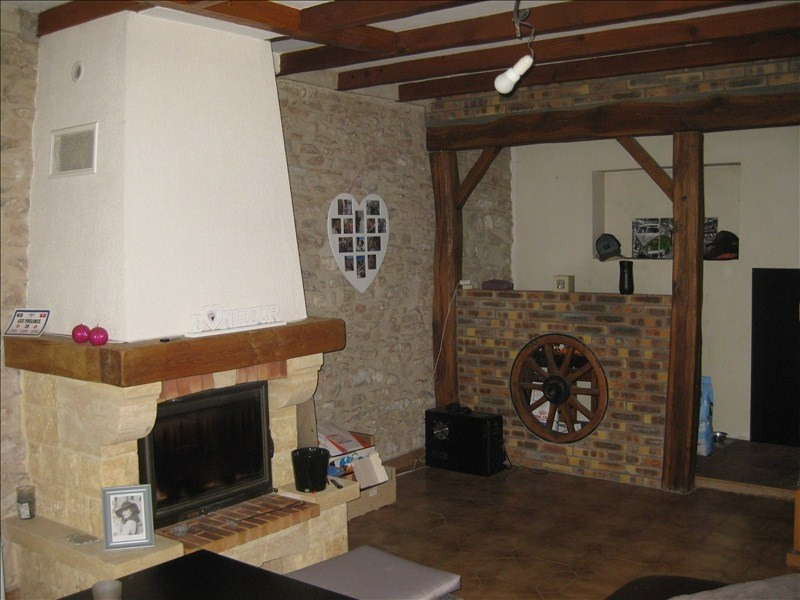 Sale house / villa Fontenay st pere 252000€ - Picture 3