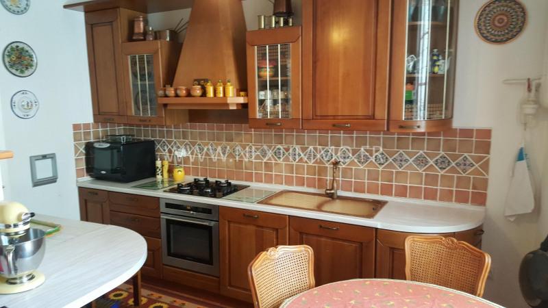 Revenda residencial de prestígio apartamento Menton 790000€ - Fotografia 4