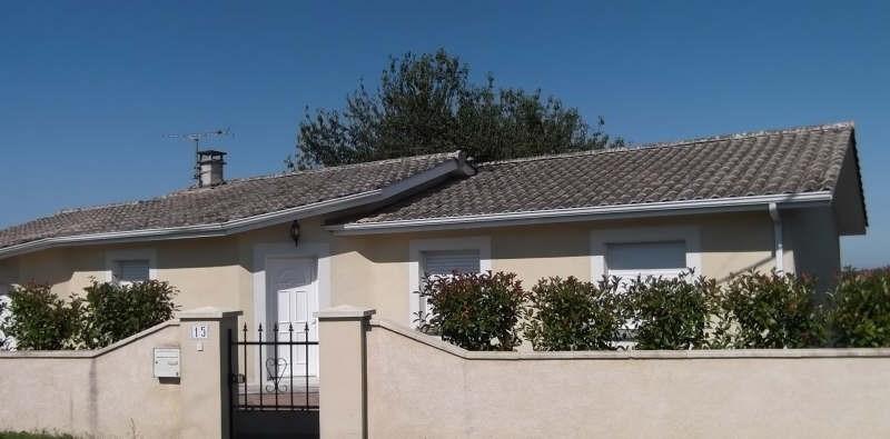 Location maison / villa St andre de cubzac 870€ CC - Photo 1