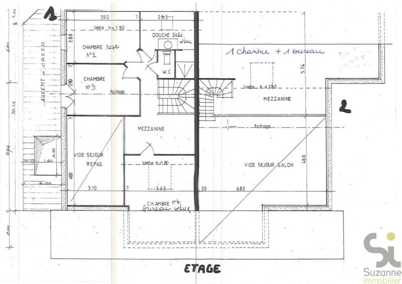 Deluxe sale apartment Brié-et-angonnes 620000€ - Picture 2
