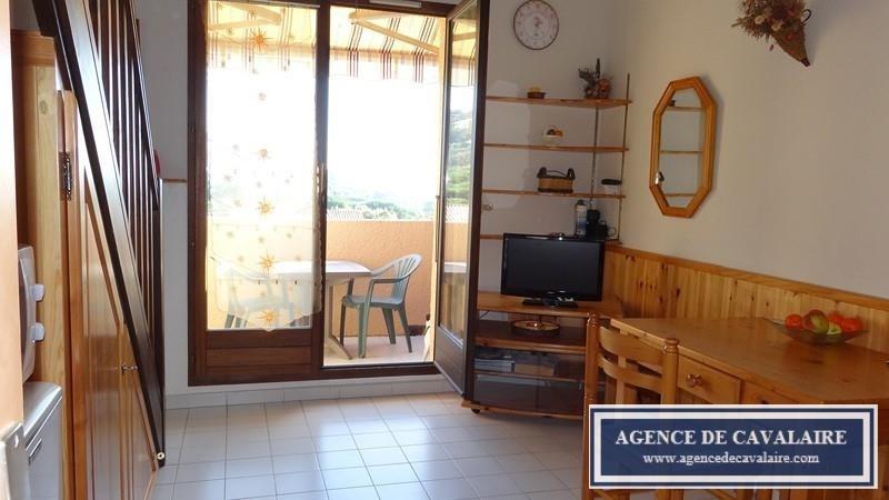Sale apartment Cavalaire sur mer 130000€ - Picture 3