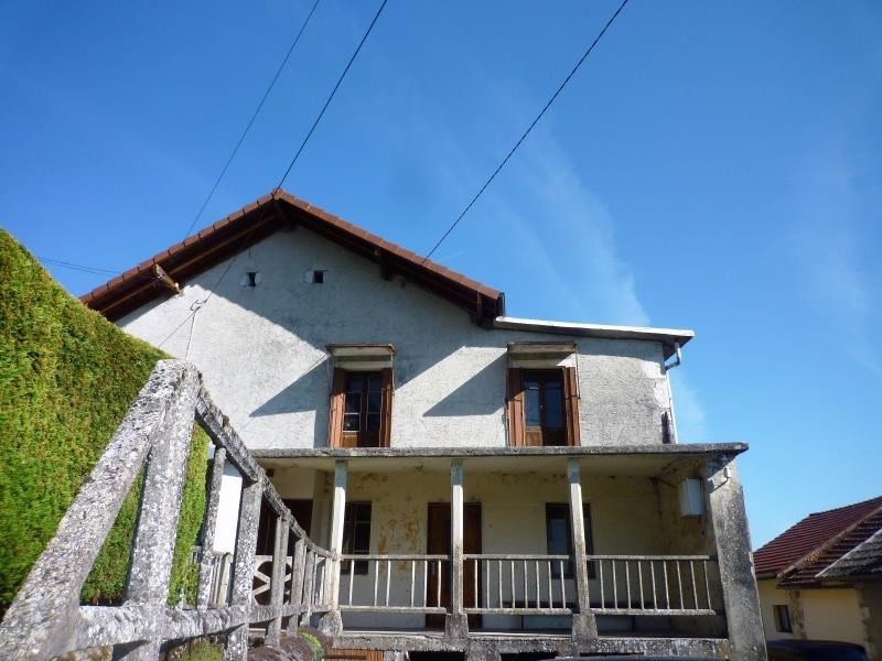 Vente maison / villa Culoz 65 000€ - Photo 1