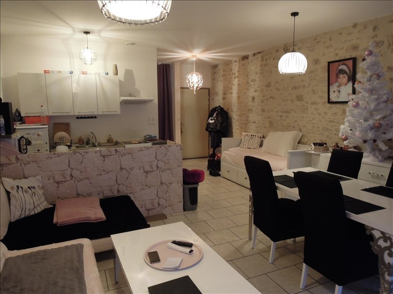 Sale apartment Crepy en valois 144 000€ - Picture 2