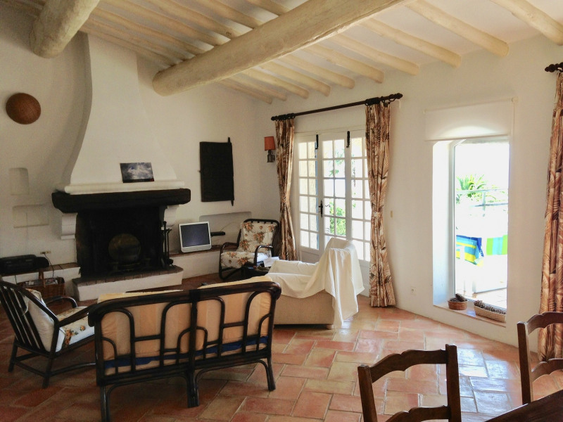 Vacation rental house / villa Les issambres 1500€ - Picture 5