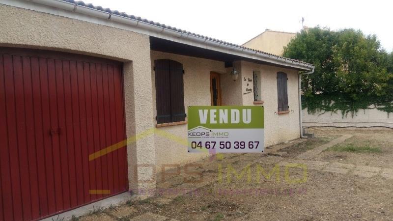Vente maison / villa Perols 325000€ - Photo 1