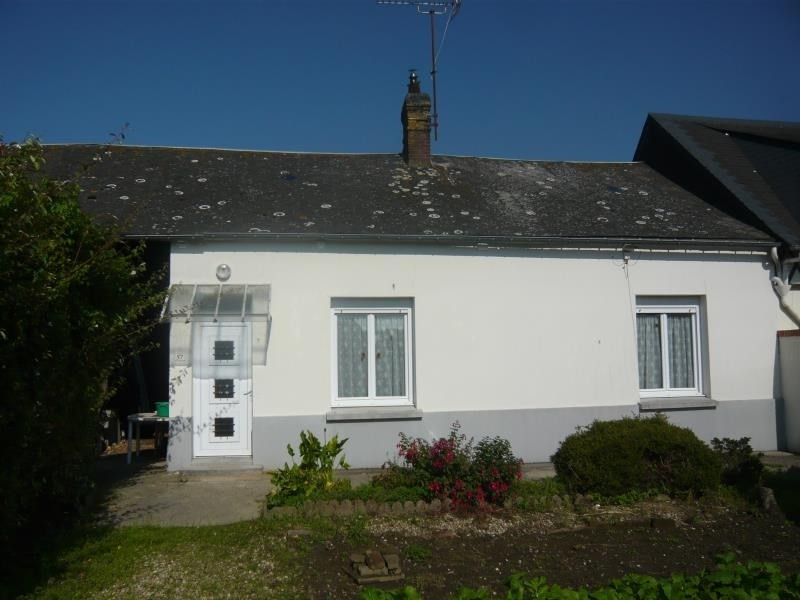 Vente maison / villa Fauville en caux 82000€ - Photo 1