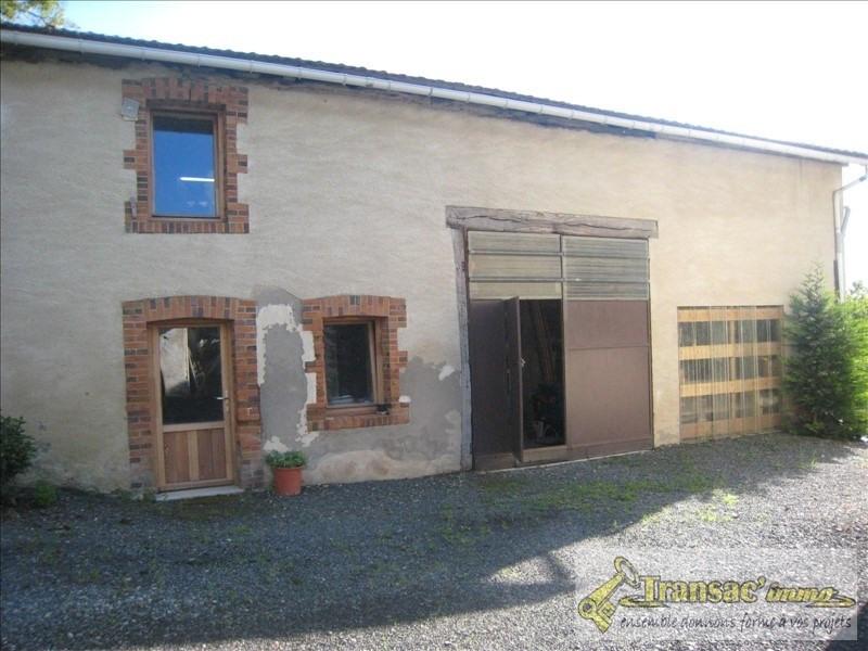 Vente maison / villa Puy guillaume 167205€ - Photo 2