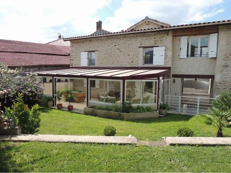 Sale house / villa Chateauneuf de galaure 269000€ - Picture 1